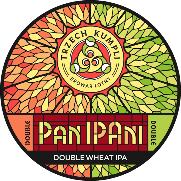 Etykieta - Pan IPAni Double
