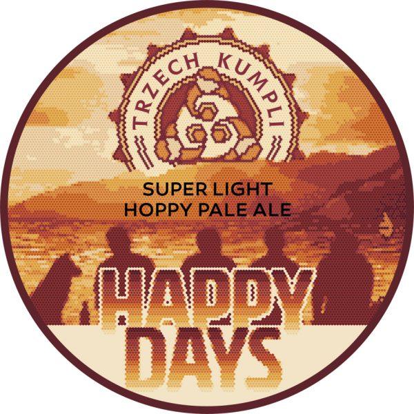 Etykieta - Happy Days