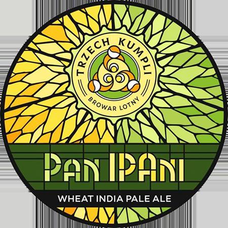 Etykieta - Pan IPAni