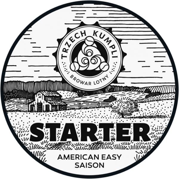 Etykieta - Starter
