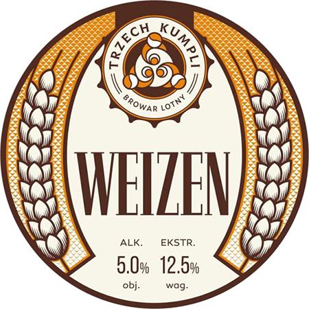 Etykieta - Weizen