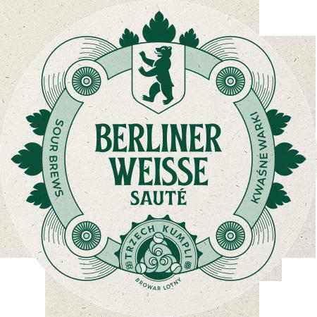 Berliner Weisse Sauté
