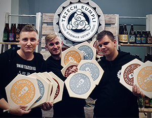 Article thumbnail - 13 Medals during The Greater Poland Beer and Cider Cup 2019
