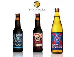 Article thumbnail - 3 medals at IBEERian Awards'19