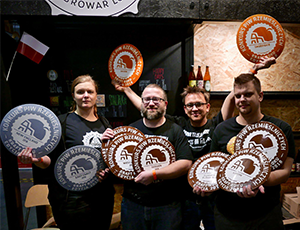 Article thumbnail - Piwa rzemieślnicze Trzech Kumpli zgarnęły 10 medali w KPR 2018