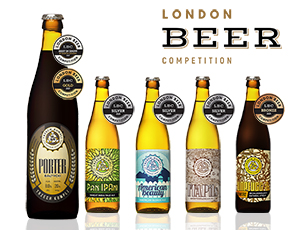 Article thumbnail - London Beer Competition 2021