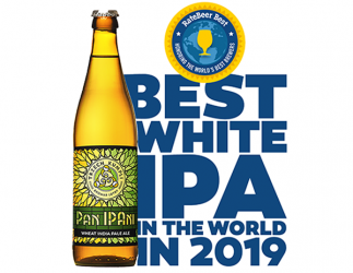 Article thumbnail - Pan IPAni best in the world 2019