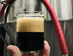 Article thumbnail - Baltic Porter in the tank
