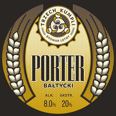 Etykieta - Porter