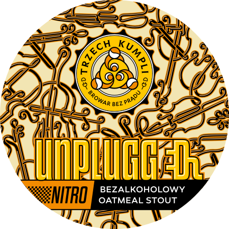 Oatmeal Stout Unplugged