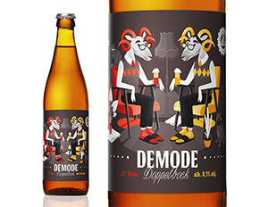 Article thumbnail - Demode, or a nerdy Bock in collaboration with Łańcut Brewery